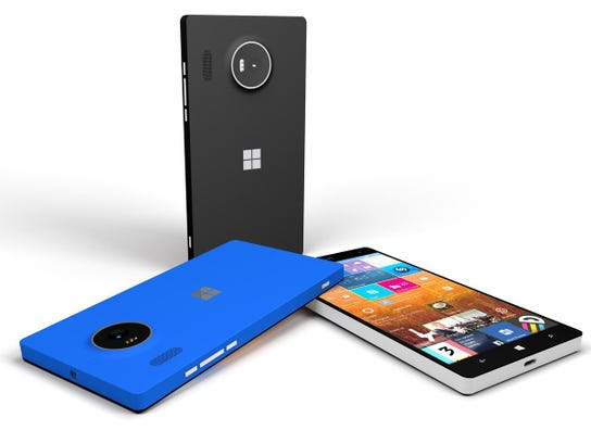 Lumia 950 XL (Windows 10 Mobile)