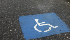 Jackson official's personal parking spot reverted to handicapped spot after backlash