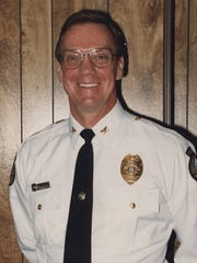Gerald Beavers, Asheville police chief in the early 1990s.