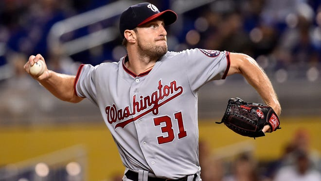 Max Scherzer and his wife are helping animal shelters make room for Hurricane Harvey pets.