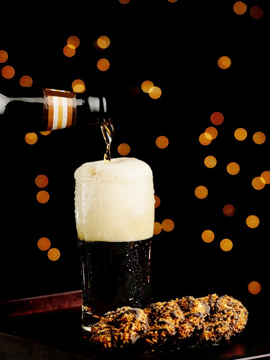 girl scout cookie and beer pairings