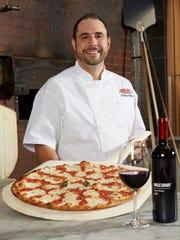 Grimaldi's Pizzeria Executive Chef Cory Lattuca with