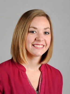 Katie Moran, class of 2016 40 under 40 honoree.