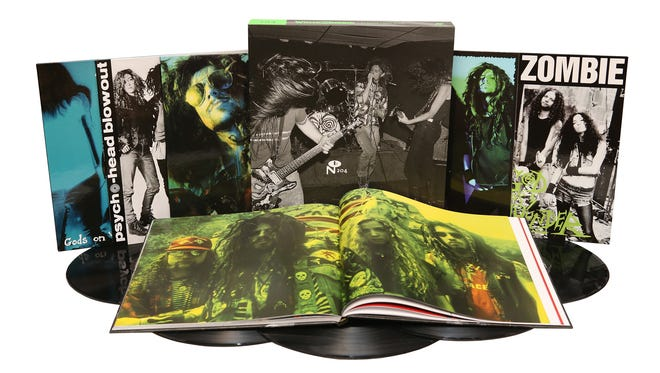 """White Zombie's early years are chronicled in the """"It Came From N.Y.C."""" box set, out now."""