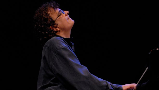 Jazz pianist Laszlo Gardony will perform at the James Library and Center for the Arts in Norwell on Oct. 23.
