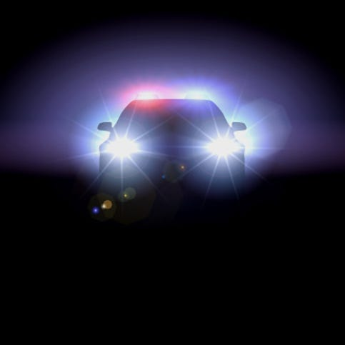 Vehicle crashes into Okemos 7-Eleven; no one hurt