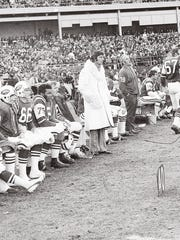 The numerous injuries suffered by Joe Namath in the