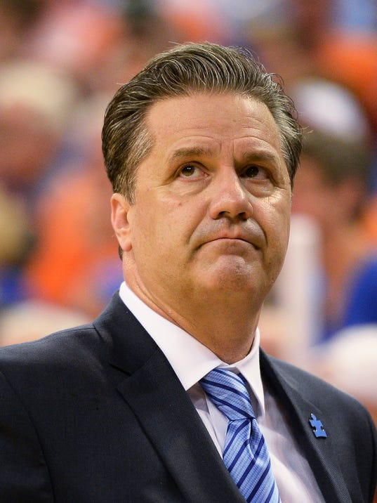 Kentucky coach John Calipari a finalist, former star Louie ...