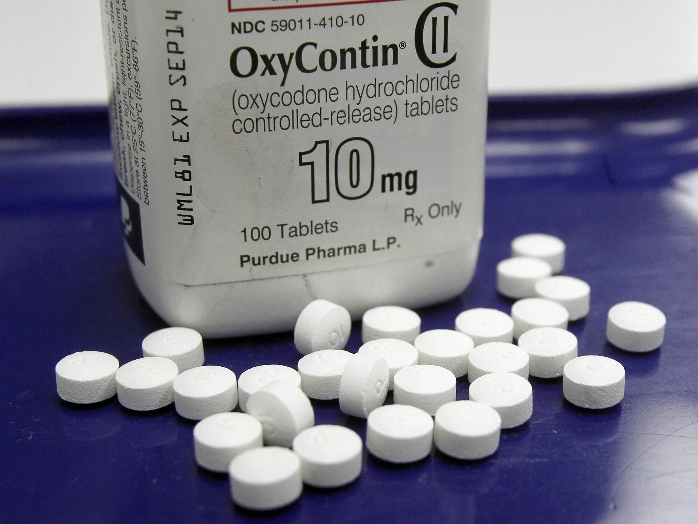 The Seven Mile Bloods flooded Charleston, West Virginia, with OxyContin, according to the government.