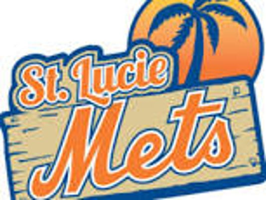 SL Mets, Humane Society of St  Lucie team for Bark in the