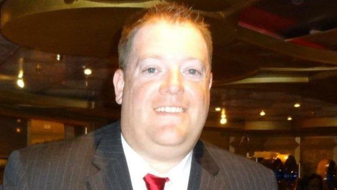 John McEntee Jr., president of the Paterson Education Association.