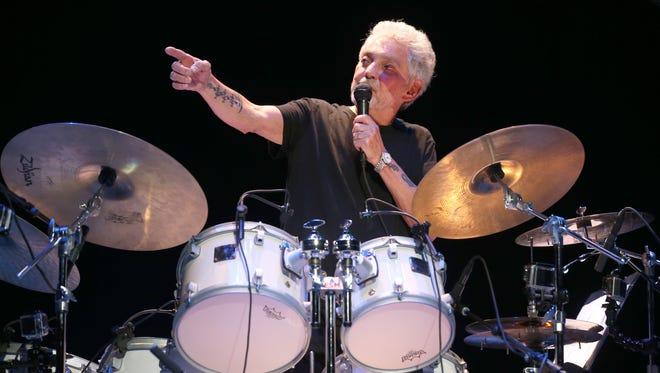 The return of drummer Steve Gadd was a highlight of the 2015 jazz festival.