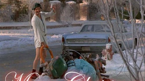 Dan Mullen impersonated Christmas Vacation's Cousin Eddie.