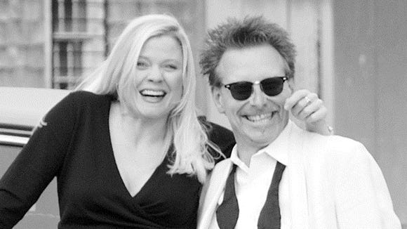 Eddie Sherman and Peggy Raley, co-founders of Rehoboth Beach's True Blue Music Series, which begins Wednesday night and runs through Saturday.