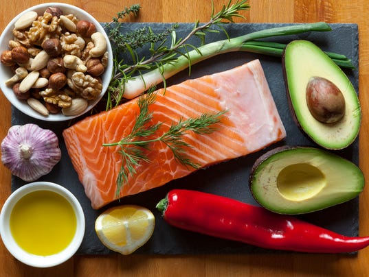 Food Items High in Healthy Fats