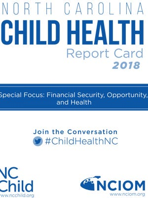 NC Child released the annual child health report card