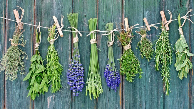 Experience what a difference in appearance and flavor fresh herbs can make without adding extra calories.