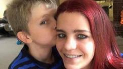 Kelli Kramer and her son were found shot to death in