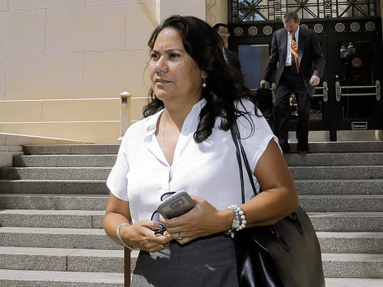 County Judge Veronica Escobar