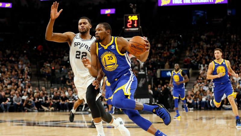 a8002fb4c86 Warriors  Kevin Durant