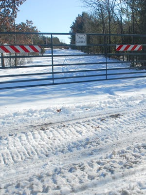 Wood County snowmobile trails have closed for the season.