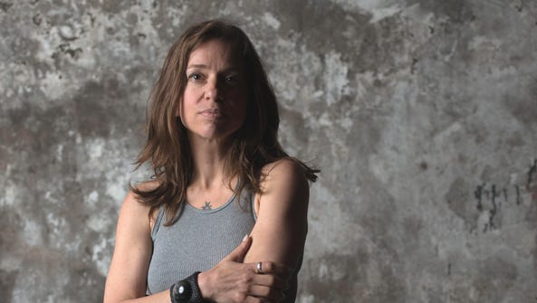 Singer-songwriter Ani DiFranco has been releasing music