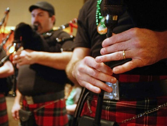 The Salem Firefighters Pipes and Drums will perform