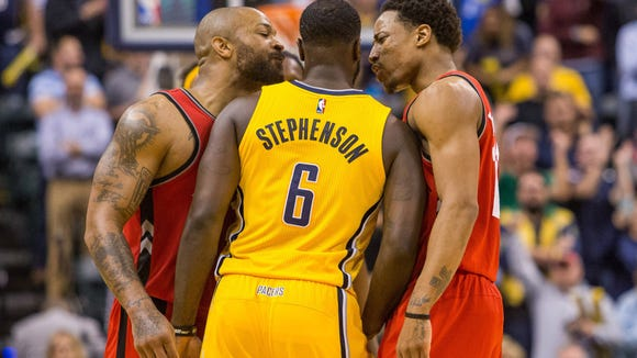 Lance Stephenson responds to angry Raptors with the perfect Instagram video