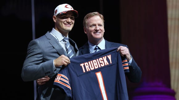 Grading all 32 first-round picks in the 2017 NFL draft