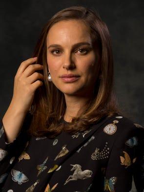 Natalie Portman uncovers 'mystery' of 'Jackie'  Natalie Portman