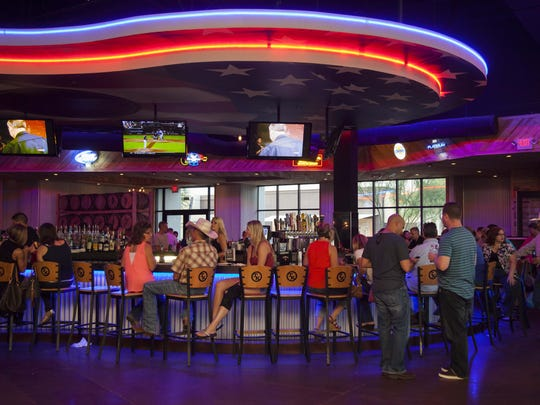 Toby Keith's I Love this Bar and Grill in Park West in Peoria.