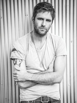 Country music singer-songwriter Canaan Smith