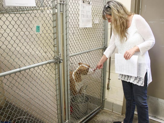 Montgomery County Animal Control Director Jeanette
