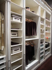 Work toward a closet that fits the bill for all occasions.