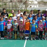 Youth tennis league starts Saturday