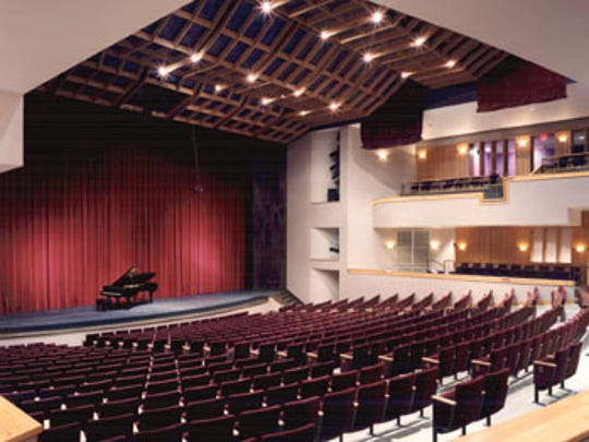 Clemson's Brooks Center for the Performing Arts