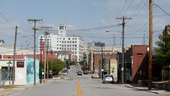 City Council approved a bid to make roadway and sidewalk improvements to College Street.