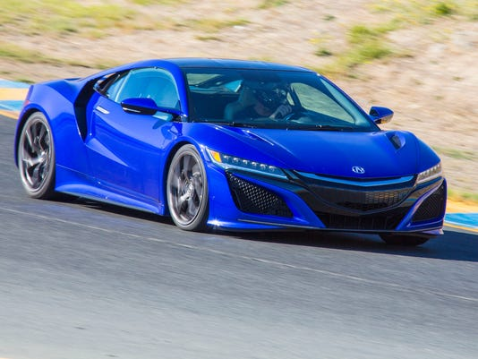 Honda Pegs Sky High Price To Acura Nsx Supercar