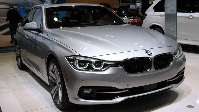 2016 BMW 330e iPerformance