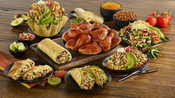 El Pollo Loco is known for its chicken and Mexican-inspired