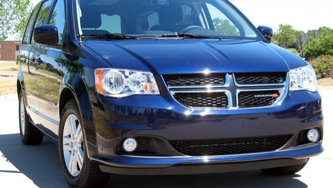 2016 Dodge Grand Caravan minivan