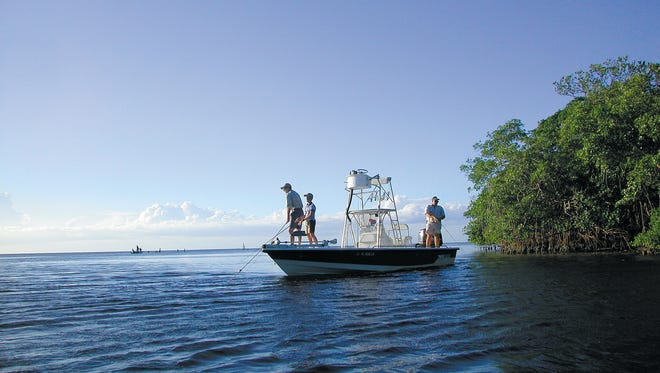 The Beaches of Fort Myers and Sanibel fishing on the gulf of Mexico.