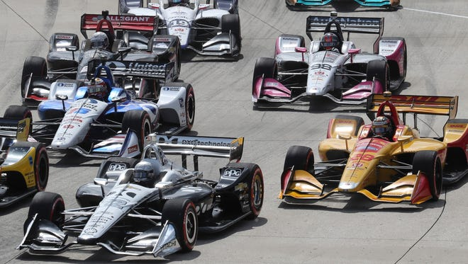 According to an internal memo, the Michigan DNR received notice last week that Grand Prix officials planned to present their proposal for continuing the race on Belle Isle. The memo stated that once the proposal was received, review and consideration would commence.