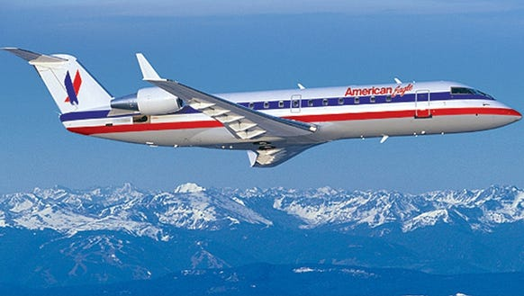 No Runway Lights American Eagle Flight Returns To Dfw