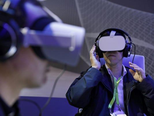 Gadget Show Oculus