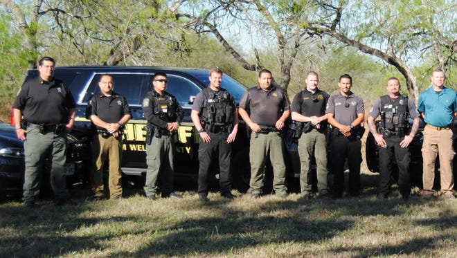 Kentucky State Police officers spent a few days riding along with the South Texas Task Force.