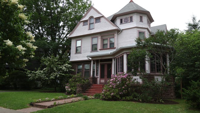 This Oxford Street Queen Anne style home in Rochester is going up for sale.