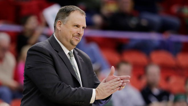 UWGB coach Linc Darner will not have a freshman on scholarship next season after signing four junior college transfers.