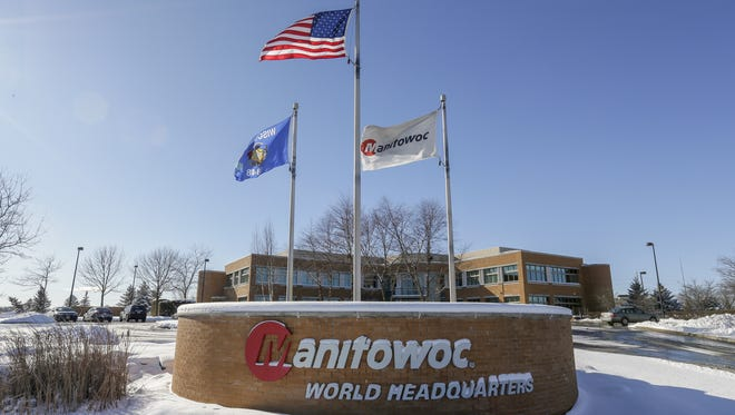The Manitowoc Co. World Headquarters at 2400 S. 44th St. Jan. 16 in Manitowoc. The company announced on Jan. 15 it will be relocating its headquarters to northwest Milwaukee.