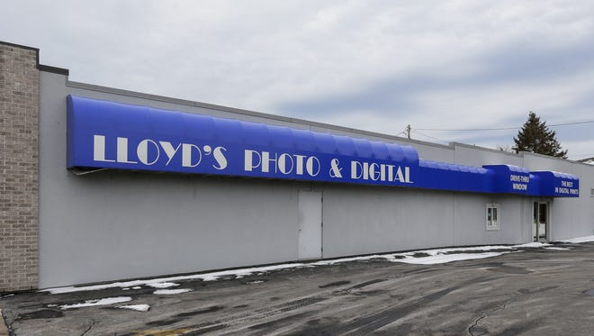Lloyd's Photo & Digital at 1207 Washington St. Feb. 13 in Manitowoc.